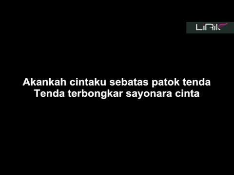 Official Cideo Cinta Sebatas Patok Tenda