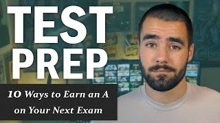 10 Study Tips for Earning an A on Your Next Exam - College Info Geek