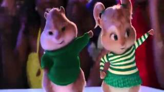 Chipmunks Dance in DO PEG MAAR Video Song   ONE NIGHT Neha Kakkar