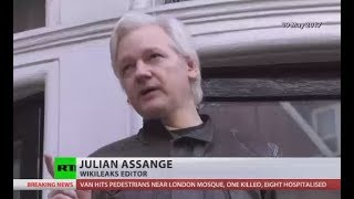 5 years & 4 walls: Assange marks anniversary of asylum in Ecuadorian Embassy in London