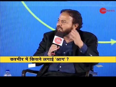 Xxx Mp4 India Ka DNA Conclave Will BJP PDP Breakup Stop Terrorism In Kashmir Watch Special Debate 3gp Sex