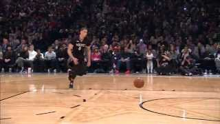 Zach LaVine's 2015 Sprint Slam Dunk Contest Performance