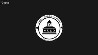 Sesión ordinaria de la Mesa Directiva de Educación del MUSD -4/10/17