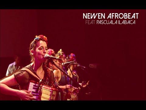 Newen Afrobeat feat Pascuala Ilabaca - Rojo Carmin