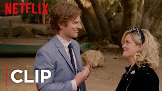 Wet Hot American Summer: 10 Years Later | Clip: Ben and Susie Reunite | Netflix