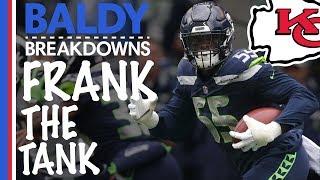 Why Frank Clark is Worth $105M | Baldy Breakdowns
