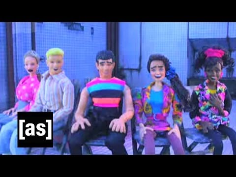 Sawed By The Bell Robot Chicken Adult Swim