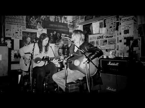 Nirvana Live Accoustic Show - 12/01/1991. Edinburgh, United Kingdom