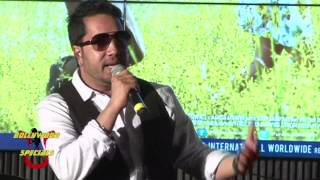 Mika Singh, KK, Sona Mohapatra  with cast of 'Purani Jeans' at Music Launch