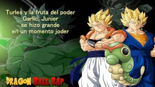 Dragon ball Rap cover Latino (con Letra) Pedido por Martin Reyes salu2 Compañero