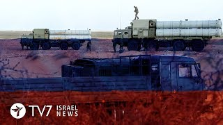 Russia delivers advanced S-300 missile systems to Syria -TV7 Israel News 1.10.18