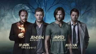 The Official Supernatural Convention • Las Vegas, NV • FEB. 9-12, 2017