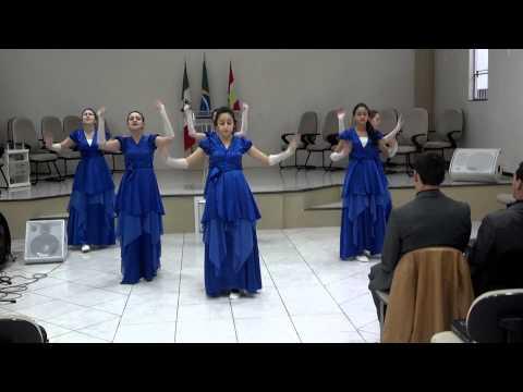 Coreografia Sete Trombetas Lauriete