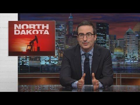 North Dakota: Last Week Tonight with John Oliver (HBO)