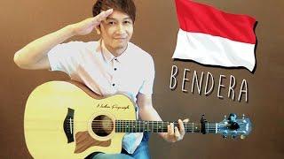 (Cokelat) Bendera - Nathan Fingerstyle | Guitar Cover