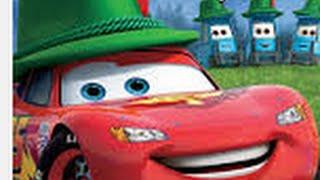Cars 2 Gameplay:1.Lightning McQueen 2.Mater 3.Finn McMissile 4.Holley Shiftwell 5Francesco Bernoulli