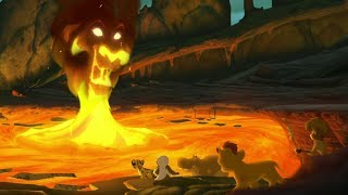 The Lion Guard Meet Scar! | The Scorpion's Sting HD Clip
