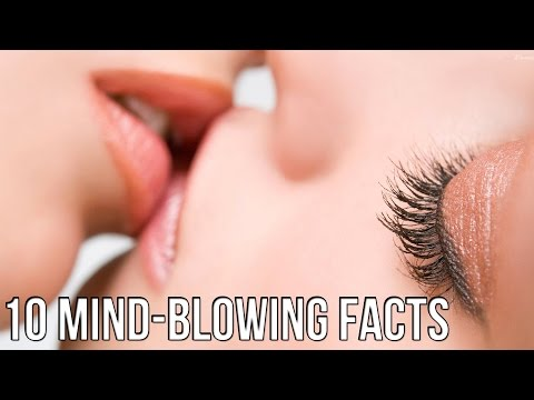 10 MIND-BLOWING Facts About Kissing