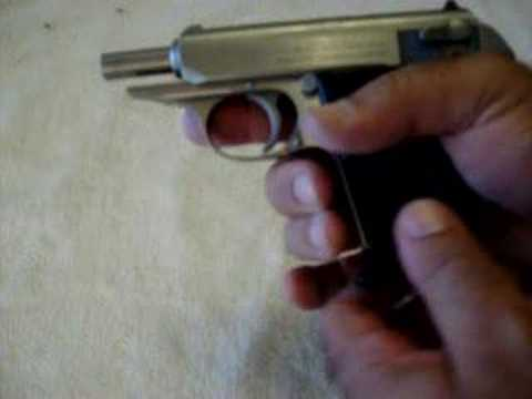 Pistola Walther PPK FEG PA63 Bersa Thunder .380