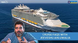 It's a Whole New World Out There! - The Royal Caribbean Cruise Experience