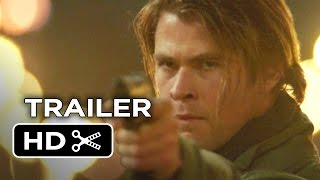Blackhat TRAILER 1 (2015) - Chris Hemsworth Action Movie HD