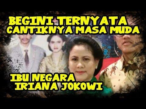 Xxx Mp4 Begini Wajah Cantik Iriana Jokowi Saat Masih Muda 3gp Sex