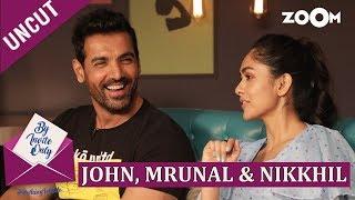John Abraham, Mrunal Thakur and Nikkhil Advani   By Invite Only   Episode 26   Batla House   Full