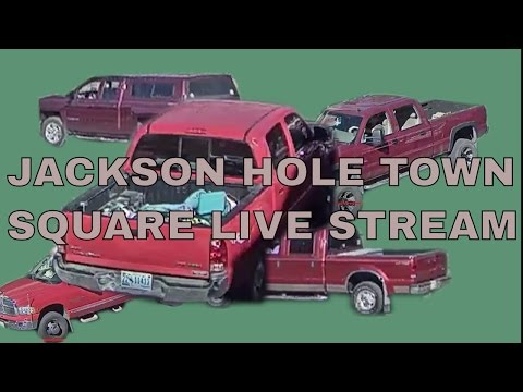 Jackson Hole Town Square Explained