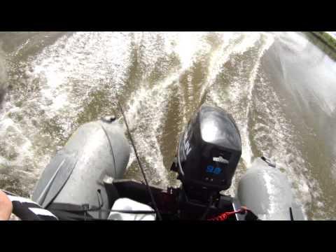 обкатка лодочного мотора marlin