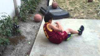 2015 NBA Finals Game 4 Highlights (Kids Version)