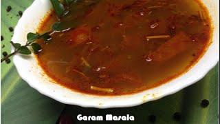 Rasam Kerala Style / Ona / Onam Sadhya recipe
