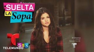 Suelta La Sopa   Sorprenden a  Selena Gómez de compras en pijama   Entretenimiento
