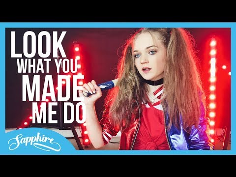 Download Lagu Taylor Swift - Look What You Made Me Do | Cover by Sapphire MP3