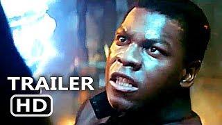 """STAR WARS 8 """"Finn Fights Phasma"""" Tv Spot Trailer (2017) The Last Jedi, Sci-Fi Movie HD"""