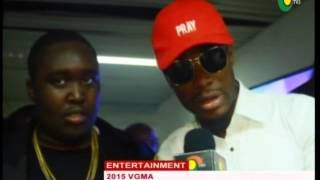 News360 - Entertainment - EL wins artiste of the year at 2015 VGMA - 8/5/2016