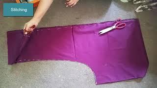 Ladies Bottom Wear | Latest Pajama Design | Ladies Pants (Trouser)|Cutting & Stitching | Easy Method