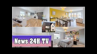 Four-bedroom £350,000 house to be sold for bitcoin in world first | News 24H TV