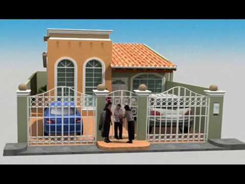 Planos de Casas Modelo SanJuan 128 Arquimex Planos de Casas