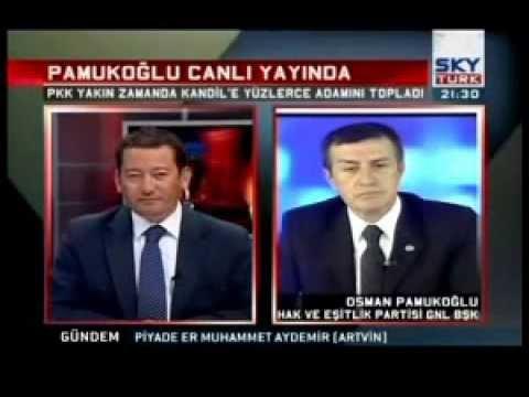 OSMAN PAMUKOGLU - 04 EKiM 2008 - Skytürk Tv - Gündem Özel