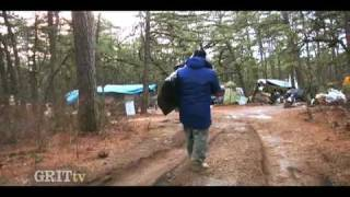 GRITtv: Homeless in the Woods