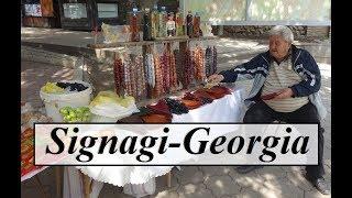 Georgia/Signagi Main Square Part 3