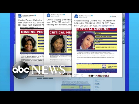 Xxx Mp4 Search Underway For Missing Teen Girls In Washington DC 3gp Sex