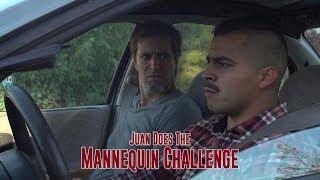Juan Does The Mannequin Challenge | David Lopez