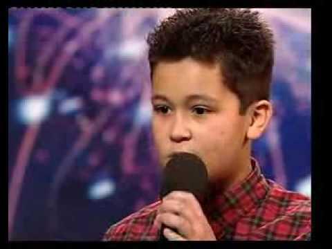 Britain Got Talent 2009 - Shaheen Jafargholi