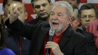 CONDENAÇÃO: Pronunciamento do ex-Presidente Lula - 13/07/17