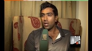 Exclusive interview of R. Ashwin