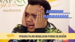 [Part 4] Perkara Paling Memalukan? Jom Kenali Alif Satar | Dia Semanis Honey | Suria [Singapura]