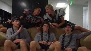 Shake it Off - Eagle Football