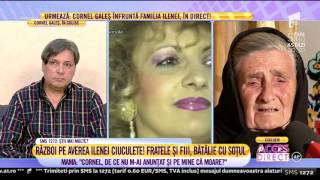 Mama Ilenei Ciuculete face acuzații la adresa soțului artistei: