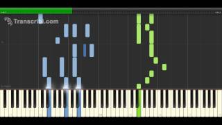 Tove Lo – Talking Body (How To Play On Piano Tutorial)